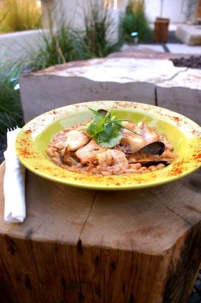 seafood-cassoulet