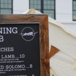 Burning Lamb Menu