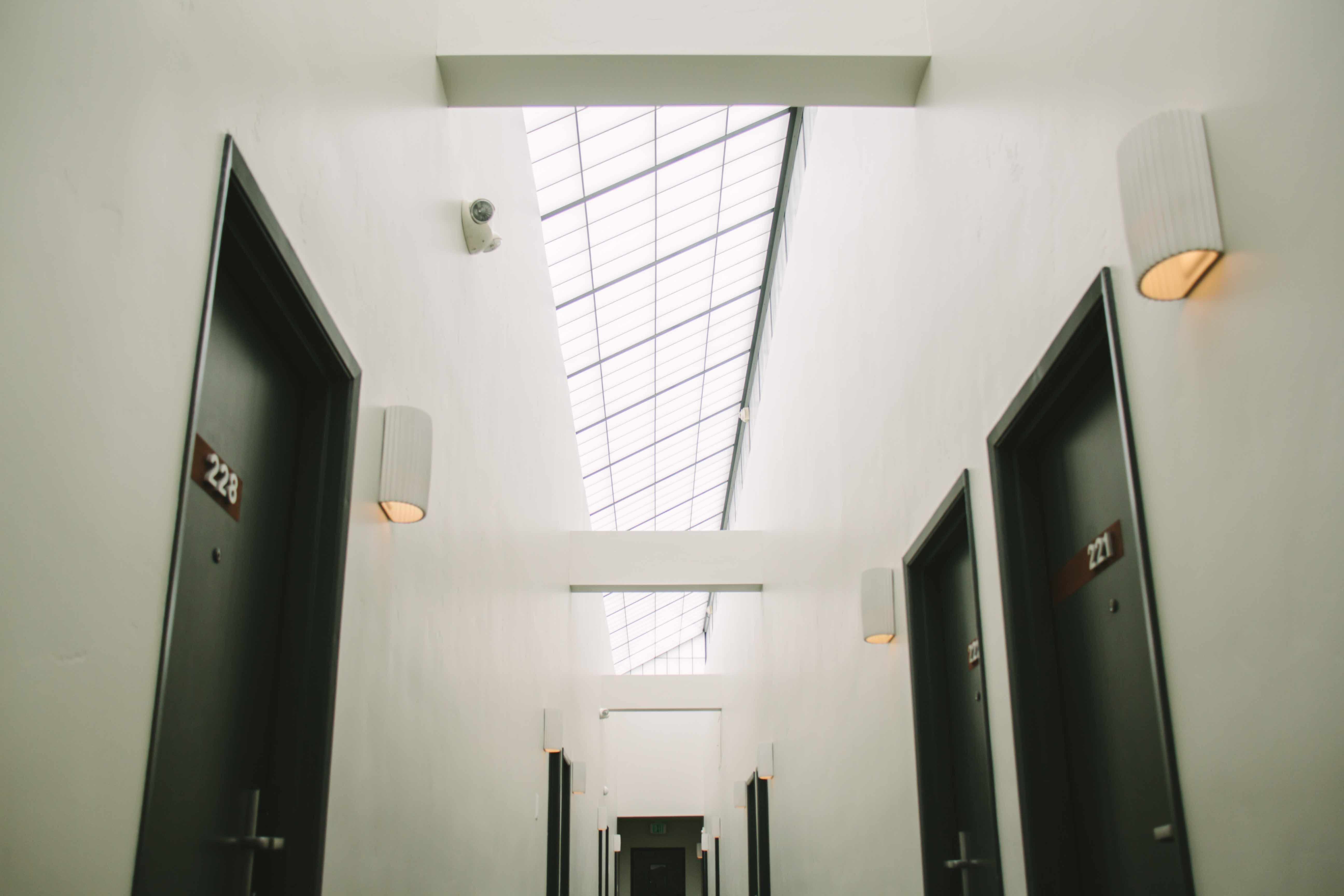 Interior Room Hallway