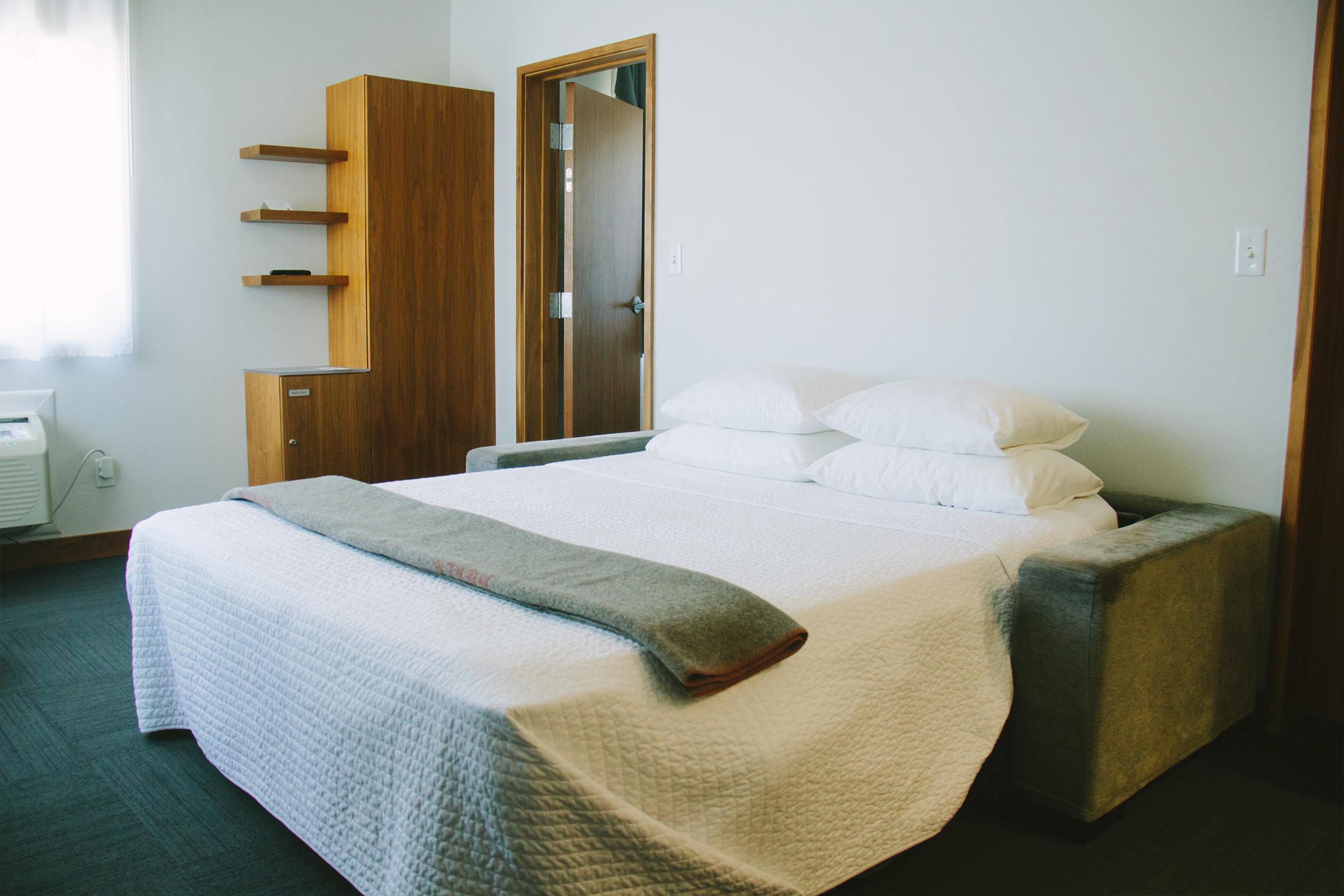 Queen Suite Sofa Bed