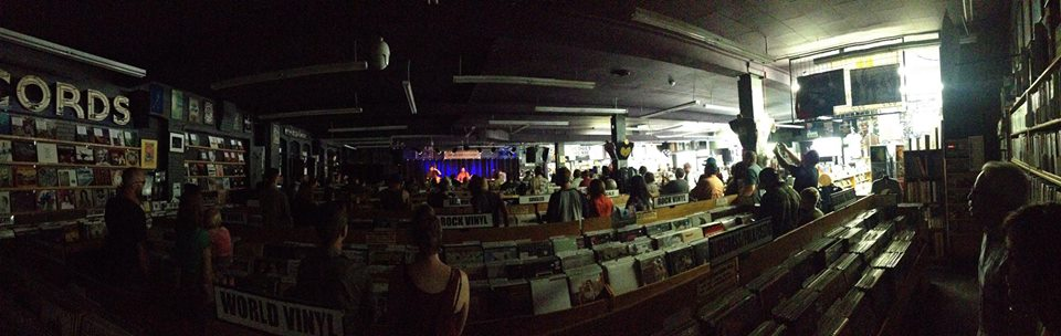 the record exchange downtown boise