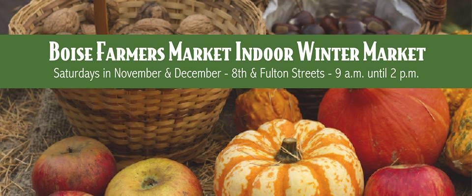 indoor winter market