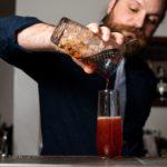 Beverage Director Samuel Bishop at the Modern Bar in Boise, Idaho
